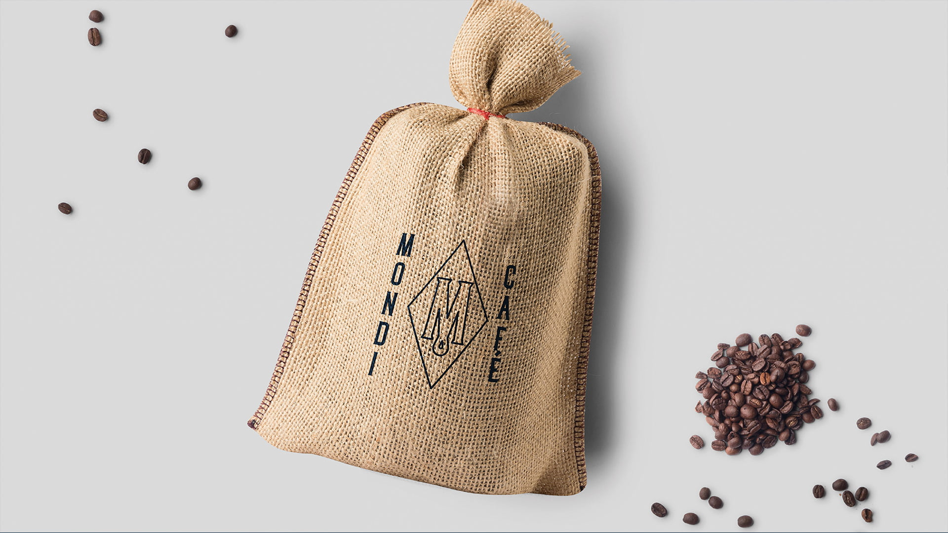 Vaengad packaging design Mondi café